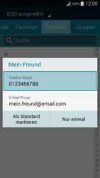 Samsung A300FU Galaxy A3 - MMS - Erstellen und senden - Schritt 10