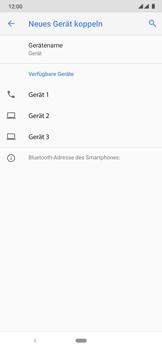 Nokia 6.2 - Bluetooth - Verbinden von Geräten - Schritt 6