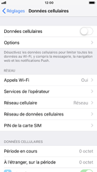 Apple iPhone 6 - iOS 12 - Internet - activer ou désactiver - Étape 5