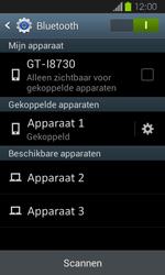 Samsung I8730 Galaxy Express - Bluetooth - Headset, carkit verbinding - Stap 8