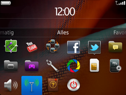 BlackBerry 9900 Bold Touch - Netwerk - Handmatig netwerk selecteren - Stap 6