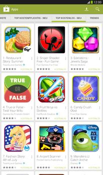 Samsung Galaxy Tab 3 7-0 - Apps - Herunterladen - 10 / 19