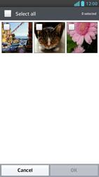 LG P875 Optimus F5 - E-mail - Sending emails - Step 13