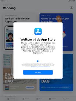 Apple ipad-air-10-5-inch-2019-model-a2123 - Applicaties - Account aanmaken - Stap 3