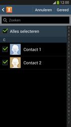 Samsung I9505 Galaxy S IV LTE - Contactgegevens overzetten - delen via Bluetooth - Stap 8