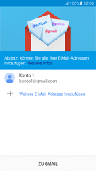 Samsung Galaxy S6 - E-Mail - Konto einrichten (gmail) - 16 / 19
