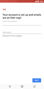 Nokia 7 Plus - E-mail - Manual configuration IMAP without SMTP verification - Step 20