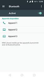 Wiko WIM Lite - Internet et connexion - Connexion avec un équipement multimédia via Bluetooth - Étape 7