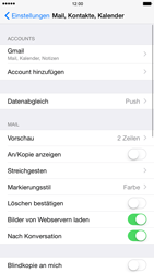 Apple iPhone 6 Plus iOS 8 - E-Mail - Konto einrichten (gmail) - Schritt 9