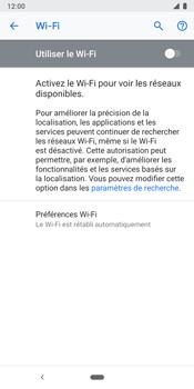 Google Pixel 3 - Internet et connexion - Accéder au réseau Wi-Fi - Étape 6