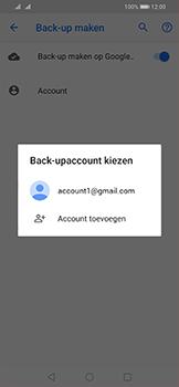 Huawei P Smart (2019) - Data - maak een back-up met je account - Stap 10