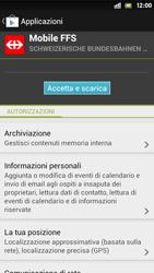 Sony Xperia S - Applicazioni - Installazione delle applicazioni - Fase 22