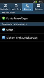 Samsung Galaxy S4 Mini LTE - Fehlerbehebung - Handy zurücksetzen - 0 / 0