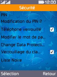 Archos F28 - Sécuriser votre mobile - Activer le code de verrouillage - Étape 15