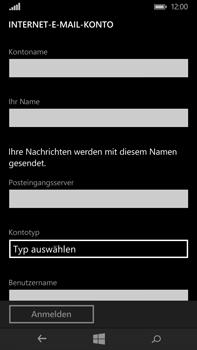 Microsoft Lumia 640 XL - E-Mail - Konto einrichten - 10 / 22