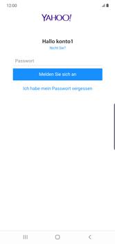 Samsung Galaxy Note 10 Plus 5G - E-Mail - 032b. Email wizard - Yahoo - Schritt 10