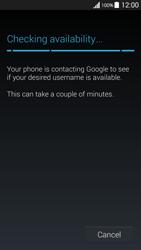 Samsung G530FZ Galaxy Grand Prime - Applications - Create an account - Step 9