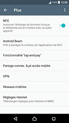 Sony Xperia X Performance (F8131) - Internet - Configuration manuelle - Étape 7