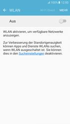 Samsung G920F Galaxy S6 - Android M - WLAN - Manuelle Konfiguration - Schritt 5
