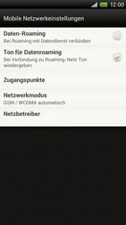 HTC One X - Ausland - Im Ausland surfen – Datenroaming - 7 / 10