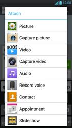 LG P880 Optimus 4X HD - MMS - Sending pictures - Step 10