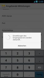 Alcatel One Touch Idol - E-Mail - Manuelle Konfiguration - Schritt 13