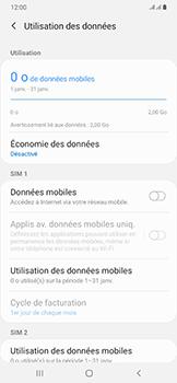Samsung Galaxy A50 - Internet - activer ou désactiver - Étape 7