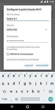 Nokia 5.1 - Internet - comment configurer un point d'accès mobile - Étape 8