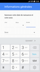 Samsung Galaxy S6 - Android Nougat - Applications - Configuration de votre store d