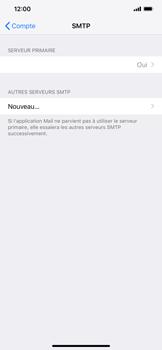 Apple iPhone XR - E-mail - Configurer l