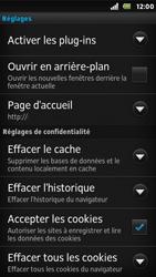 Sony ST25i Xperia U - Internet - Configuration manuelle - Étape 20