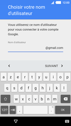 Sony Xperia M4 Aqua - Premiers pas - Créer un compte - Étape 10