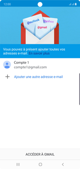 Samsung Galaxy Note10 - E-mail - Configuration manuelle (gmail) - Étape 13