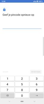 Sony xperia-10-plus - Beveiliging en privacy - automatische schermblokkering instellen - Stap 9