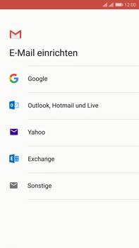 Huawei Mate 9 Pro - E-Mail - Konto einrichten (gmail) - 0 / 0