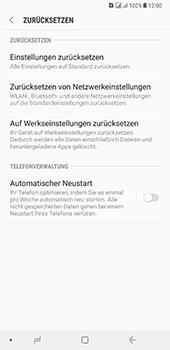 Samsung Galaxy A8 Plus (2018) - Fehlerbehebung - Handy zurücksetzen - 1 / 1