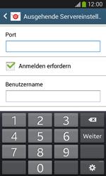 Samsung Galaxy Ace III - E-Mail - Manuelle Konfiguration - Schritt 14