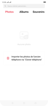 Oppo Reno 2 - Photos, vidéos, musique - Envoyer une photo via Bluetooth - Étape 6