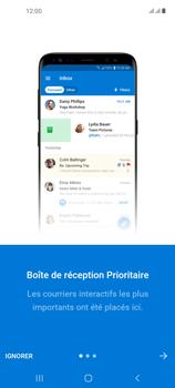 Samsung Galaxy A21s - E-mails - Ajouter ou modifier votre compte Outlook - Étape 11