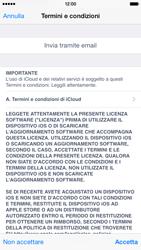 Apple iPhone 6 iOS 8 - Applicazioni - Configurazione del servizio Apple iCloud - Fase 6