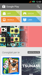 Alcatel One Touch Idol Mini - Applicazioni - Configurazione del negozio applicazioni - Fase 23