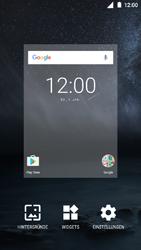 Nokia 3 - Startanleitung - Installieren von Widgets und Apps auf der Startseite - Schritt 3