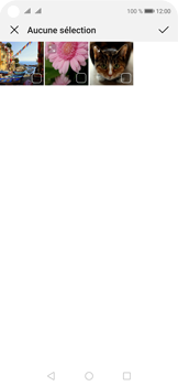 Huawei Nova 5T - E-mails - Envoyer un e-mail - Étape 14