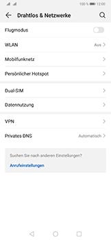 Huawei P30 Pro - Internet und Datenroaming - Prüfen, ob Datenkonnektivität aktiviert ist - Schritt 4
