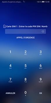 Huawei Mate 10 Pro - Android Pie - Téléphone mobile - Comment effectuer une réinitialisation logicielle - Étape 4