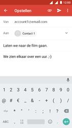 Nokia 3 (Dual SIM) - E-mail - Bericht met attachment versturen - Stap 9
