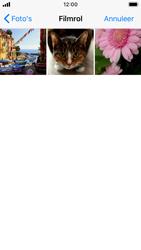 Apple iPhone SE - iOS 13 - MMS - afbeeldingen verzenden - Stap 12