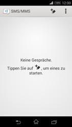 Sony D2203 Xperia E3 - MMS - Erstellen und senden - Schritt 6