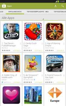 Samsung Galaxy Note 8-0 - Apps - Herunterladen - 8 / 20