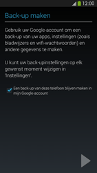 Samsung Galaxy S4 VE 4G (GT-i9515) - Applicaties - Account aanmaken - Stap 23
